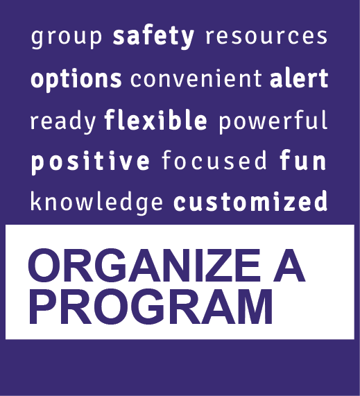 host a personal safety program